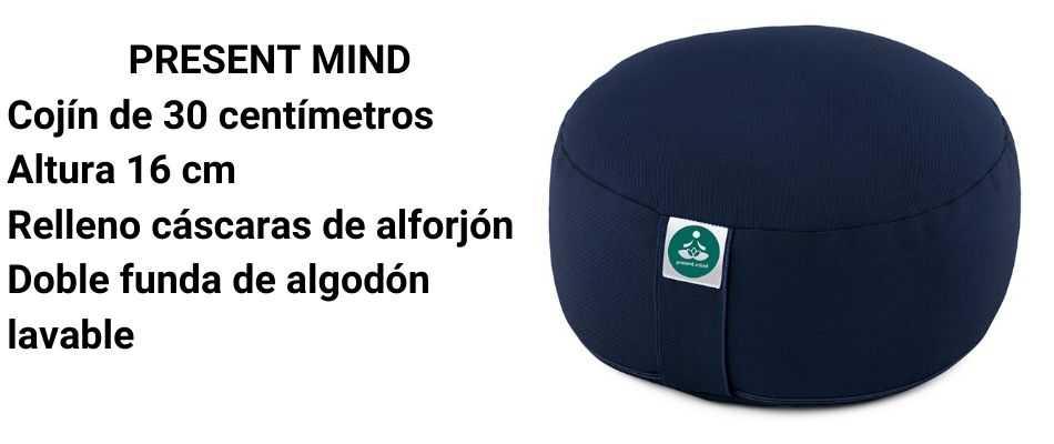 PRESENT-MIND-Cojín-de-meditación
